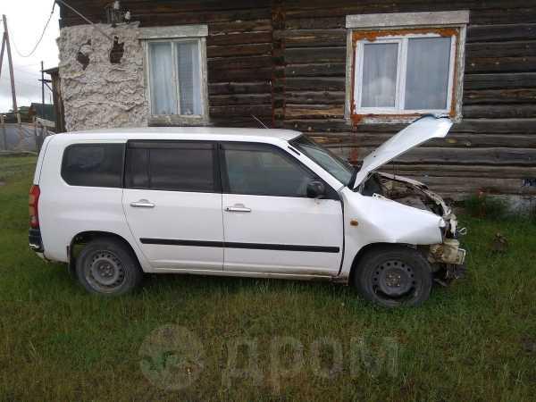 Toyota Succeed, 2003 год, 100 000 руб.