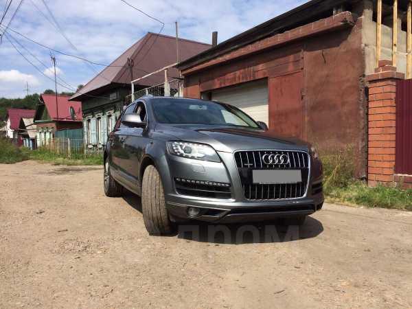 Audi Q7, 2009 год, 960 000 руб.