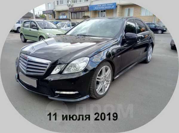 Mercedes-Benz E-Class, 2012 год, 1 190 000 руб.
