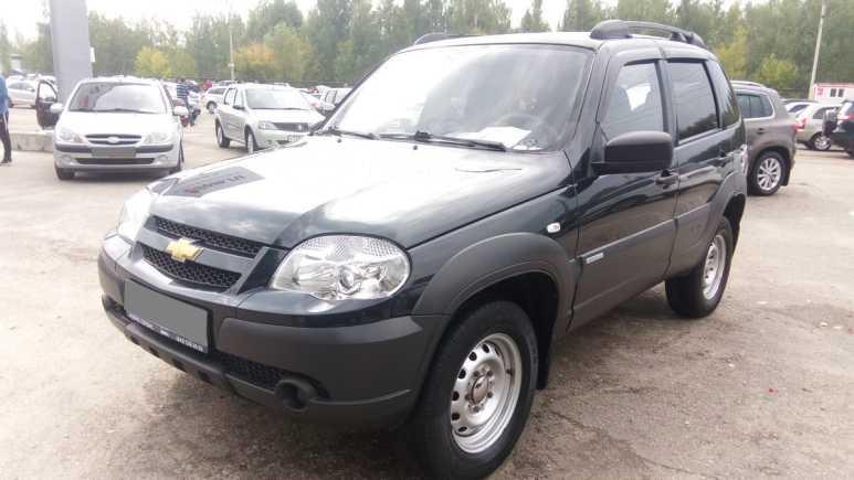 Chevrolet Niva, 2012 год, 322 000 руб.
