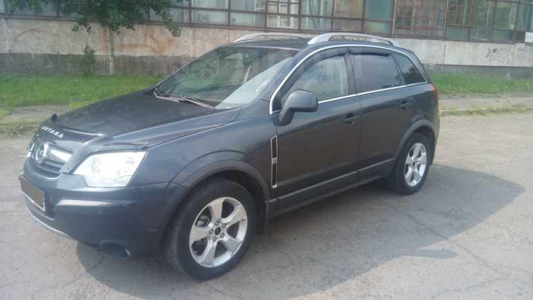 Opel Antara, 2007 год, 465 000 руб.