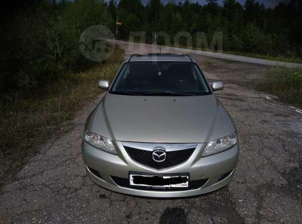 Mazda Mazda6, 2005 год, 400 000 руб.