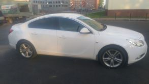 Opel Insignia, 2011 г., Томск