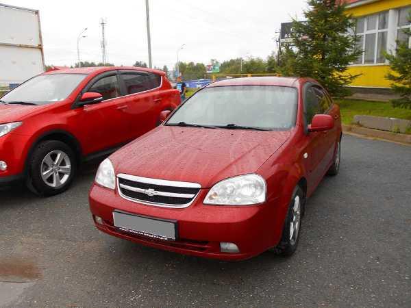 Chevrolet Lacetti, 2010 год, 307 000 руб.