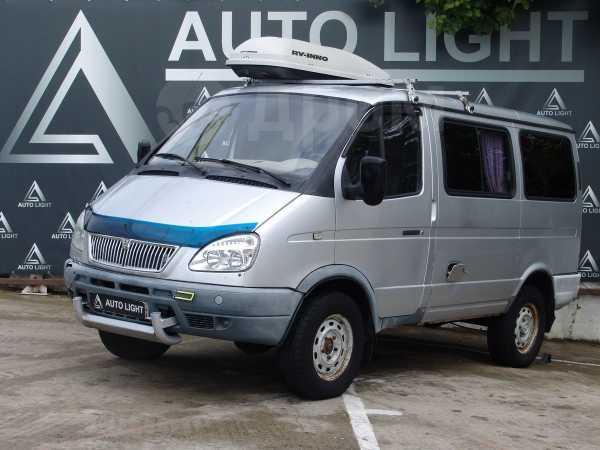 ГАЗ 2217, 2004 год, 235 000 руб.