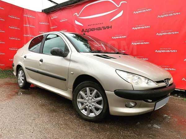 Peugeot 206, 2008 год, 199 900 руб.