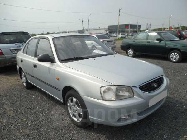 Hyundai Accent, 2011 год, 285 000 руб.