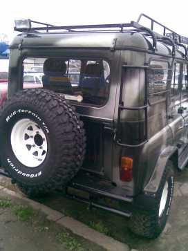 Рязань УАЗ 3151 1991