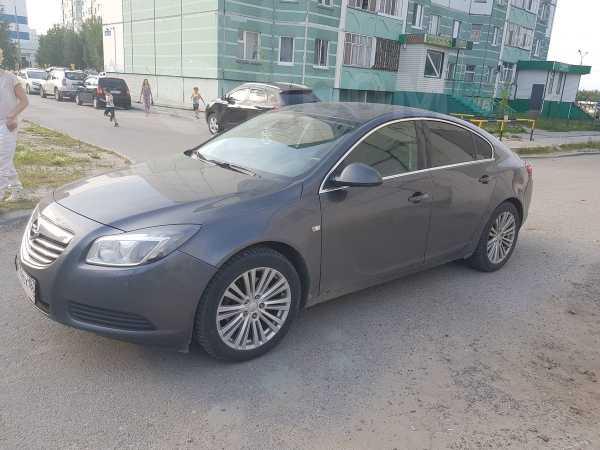 Opel Insignia, 2009 год, 449 999 руб.