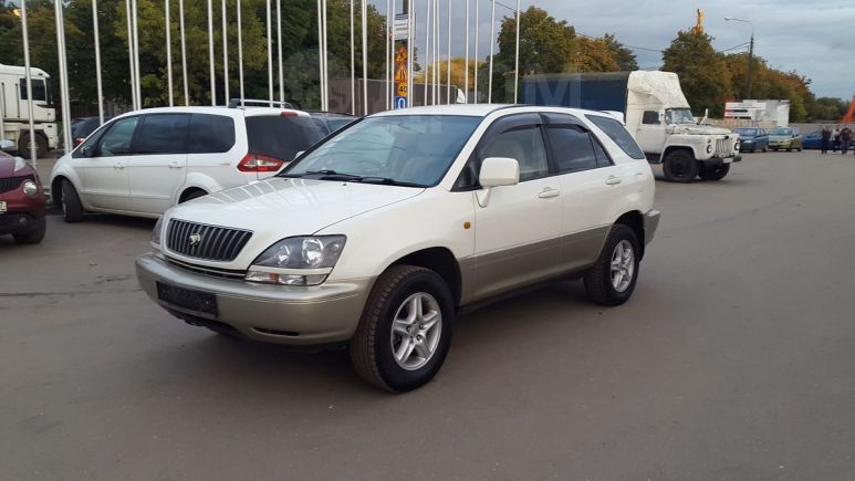 Toyota Harrier, 1998 год, 530 000 руб.