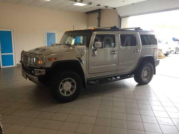Hummer H2, 2003 год, 1 350 000 руб.