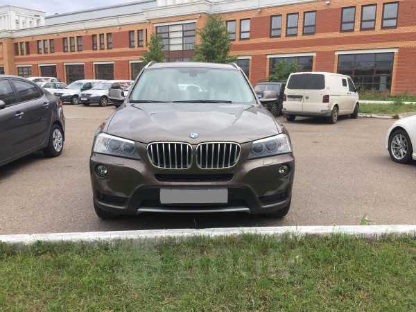 BMW X3, 2014 год, 1 423 000 руб.