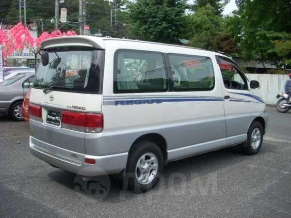 Toyota Hiace Regius, 1998 год, 380 000 руб.