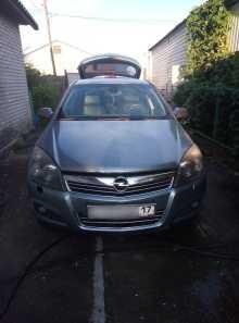 Кызыл Opel Astra 2008