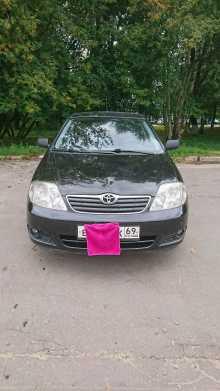 Тверь Corolla 2006