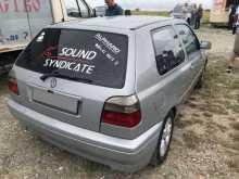 Симферополь Golf 1992