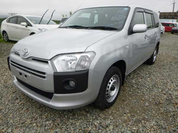 Toyota Succeed, 2014 год, 570 000 руб.