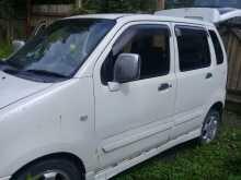 Иркутск Wagon R Plus 2000