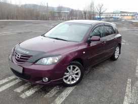 Междуреченск Mazda3 2007
