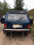 Лада 4x4 2121 Нива, 2009 год, 235 000 руб.