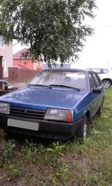 ВАЗ (Лада) 21099, 2000 г., Томск