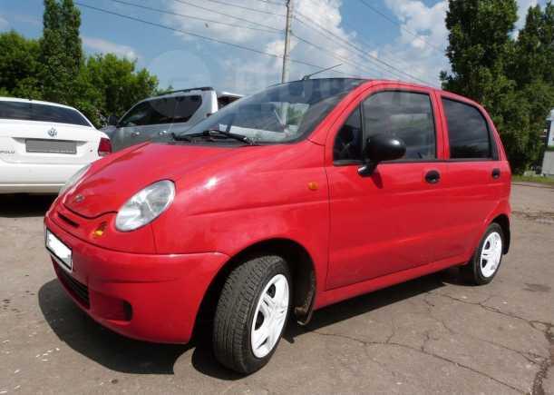 Daewoo Matiz, 2007 год, 142 000 руб.