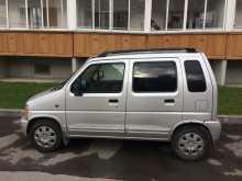 Новосибирск Wagon R Plus 1999