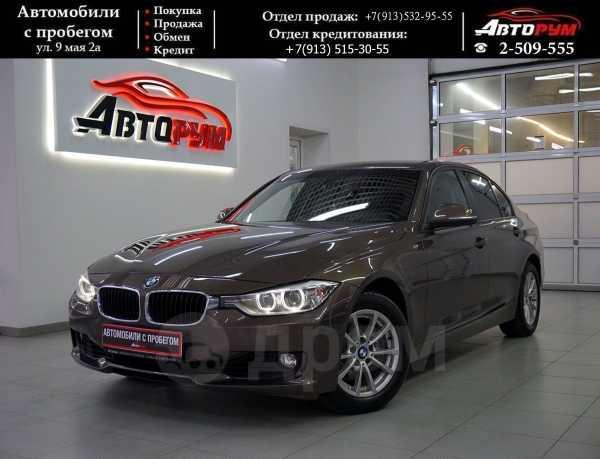 BMW 3-Series, 2013 год, 937 000 руб.