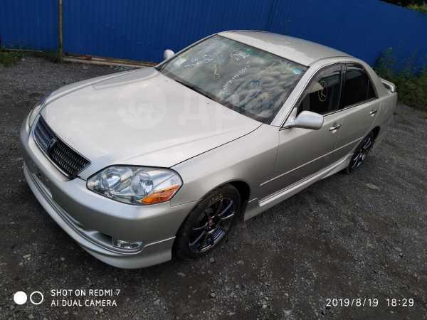 Toyota Mark II, 2001 год, 410 000 руб.