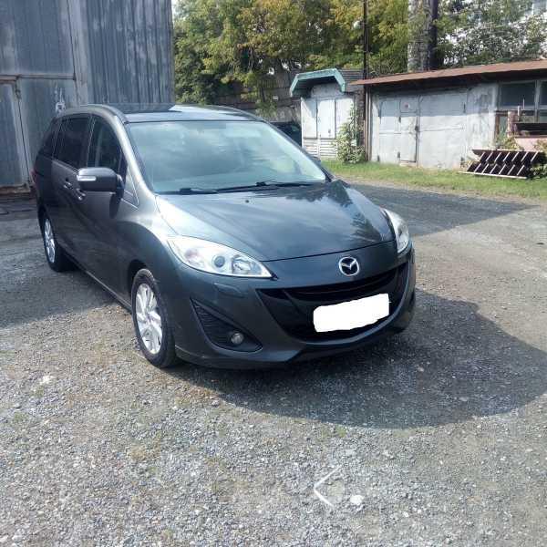 Mazda Mazda5, 2013 год, 680 000 руб.