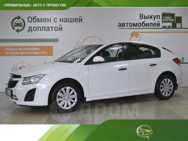 Chevrolet Cruze, 2014 год, 595 000 руб.