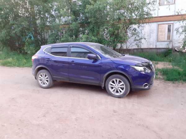 Nissan Qashqai, 2016 год, 1 070 000 руб.