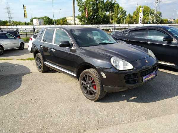 Porsche Cayenne, 2003 год, 378 000 руб.