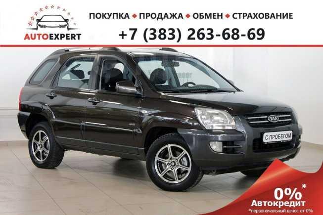 Kia Sportage, 2007 год, 499 000 руб.