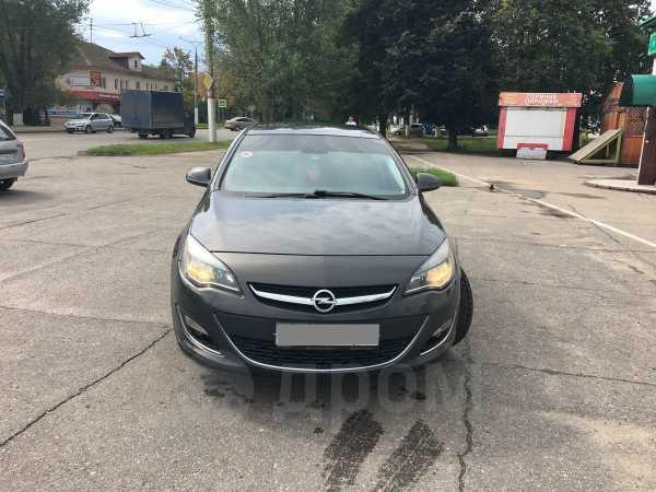 Opel Astra, 2013 год, 515 500 руб.