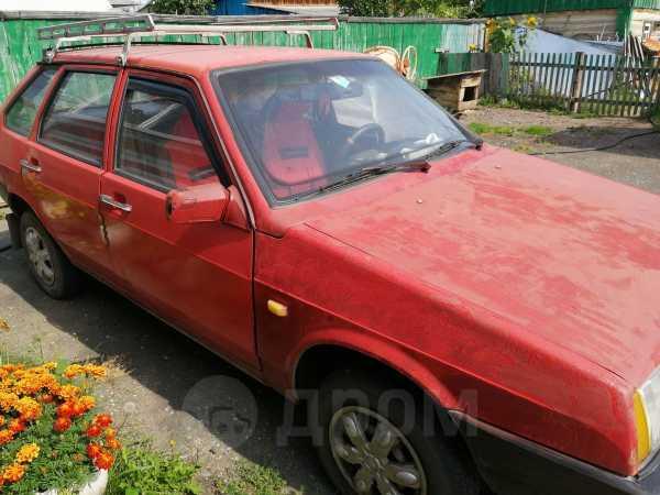 Лада 2109, 1993 год, 40 000 руб.