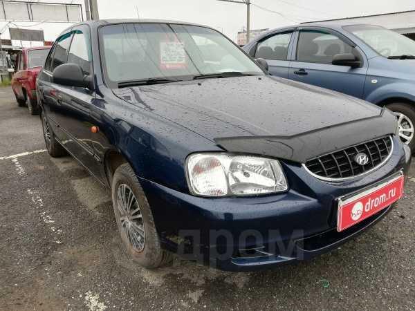 Hyundai Accent, 2008 год, 198 000 руб.