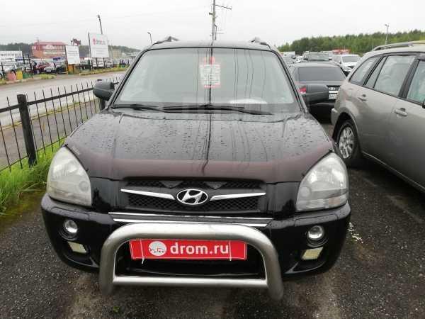 Hyundai Tucson, 2008 год, 517 000 руб.
