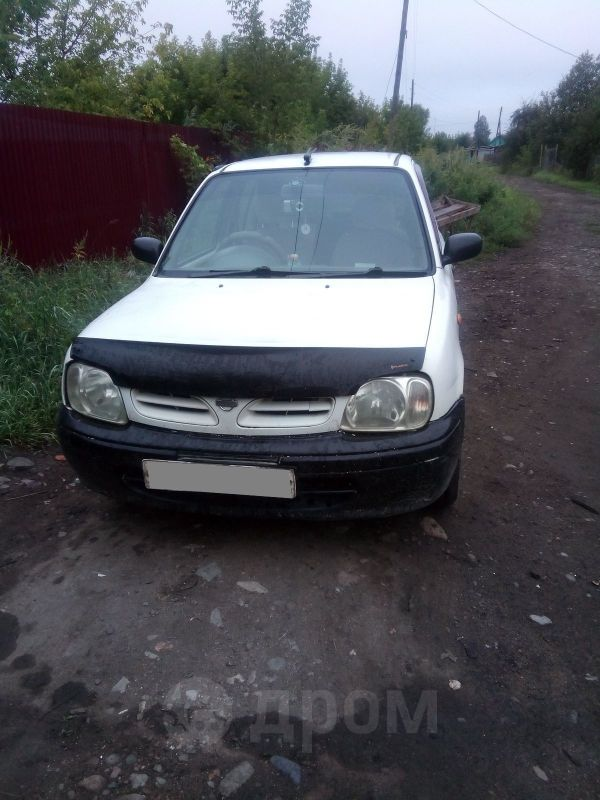 Nissan March, 2000 год, 90 000 руб.