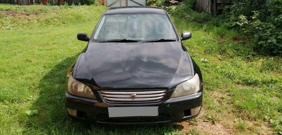 Toyota Altezza, 1999 год, 250 000 руб.