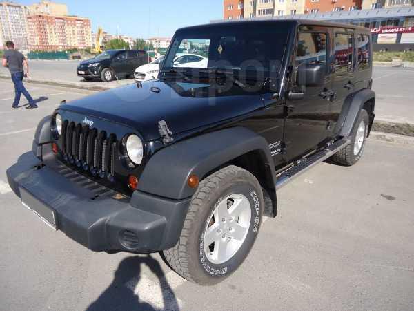 Jeep Wrangler, 2008 год, 1 299 900 руб.