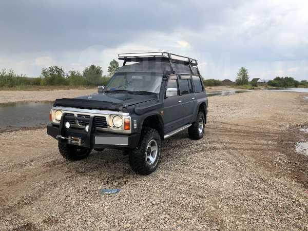 Nissan Safari, 1995 год, 800 000 руб.