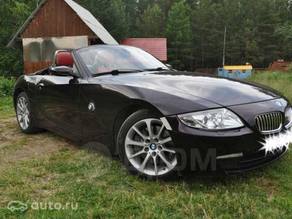 BMW Z4, 2006 год, 855 000 руб.