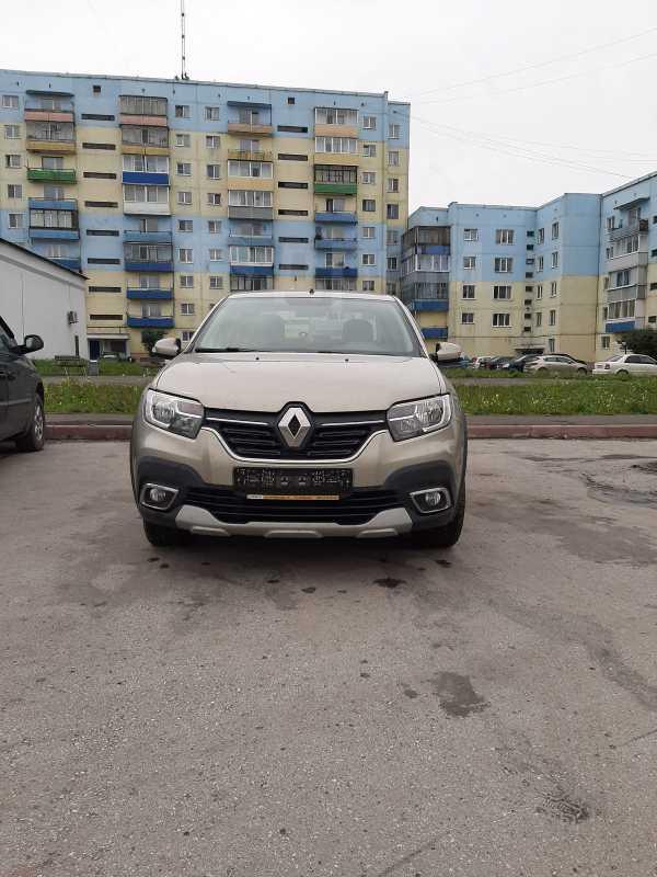 Renault Logan Stepway, 2019 год, 620 000 руб.