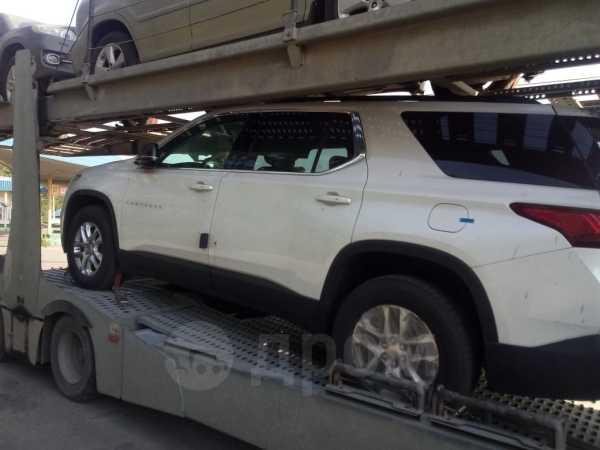 Chevrolet Traverse, 2019 год, 3 599 000 руб.
