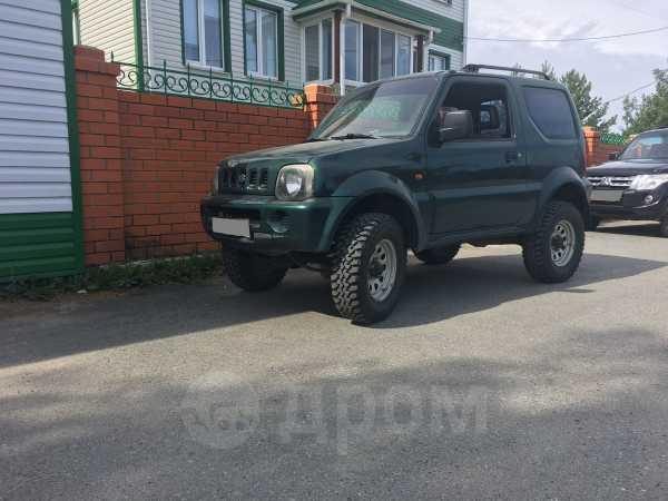 Suzuki Jimny, 1999 год, 360 000 руб.