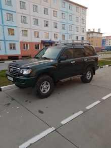 Угольные Копи Land Cruiser 2004