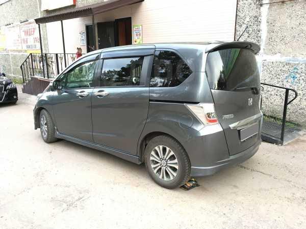 Honda Freed, 2011 год, 570 000 руб.