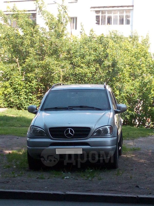 Mercedes-Benz M-Class, 1998 год, 391 000 руб.