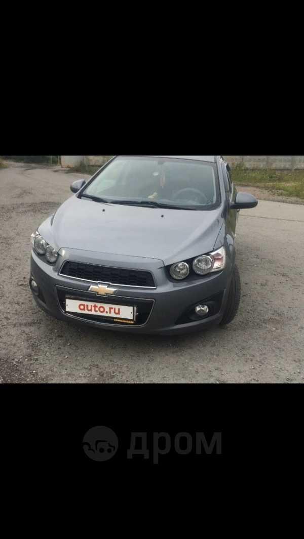 Chevrolet Aveo, 2013 год, 450 000 руб.